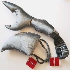 Hanna Anderson Children's Gray Shark Play Costume